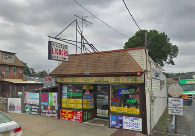 The ticket from Saturday's drawing was sold at Hillcrest Wine & Liquor on Union Avenue.