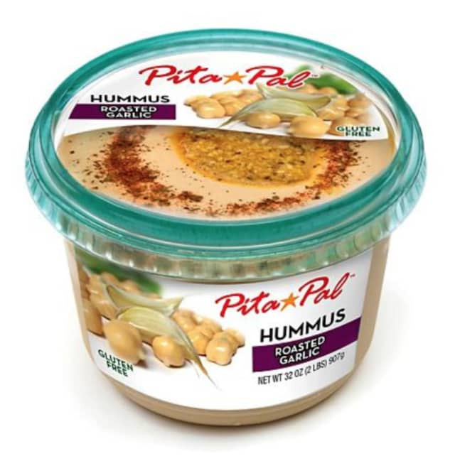 Pita Pal is recalling various hummus products due to listeria concerns.