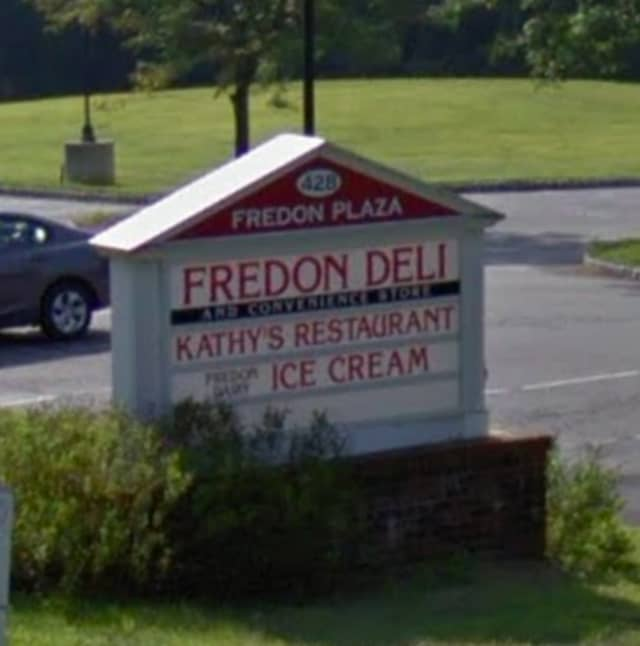 Fredon Deli sold a winning lottery ticket.