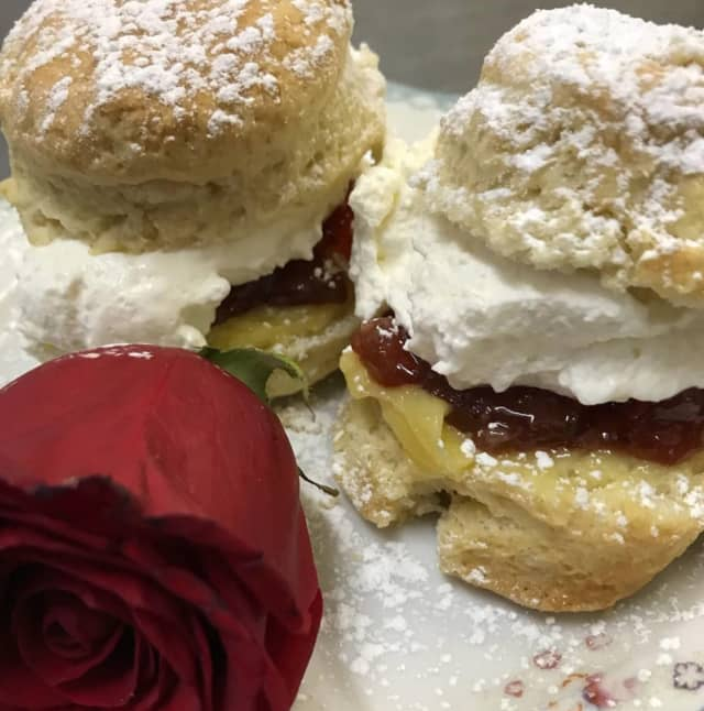 Florrie Kaye's Tea Room in Carmel is an elegant and friendly place to enjoy a late morning meal in Putnam County.