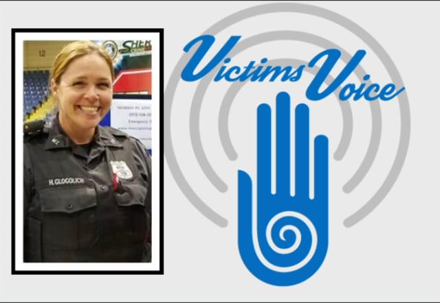 Morris Township Lt. Heather Glogolich is partnering with Victim's Voice, an app to help fight domestic violence.