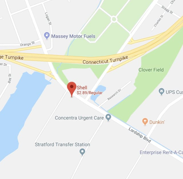 A man was shot in the leg in Bridgeport.