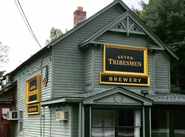 """7 Tribesmen"" is replacing ""Woodworker"" on Route 23 in Wayne."