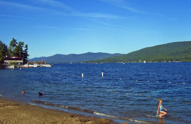 Lake George is among the places Long Islanders love to go on vacation.