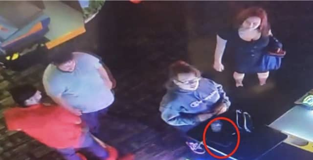 Know her? Police are asking for help identifying a woman who allegedly stole a purse.