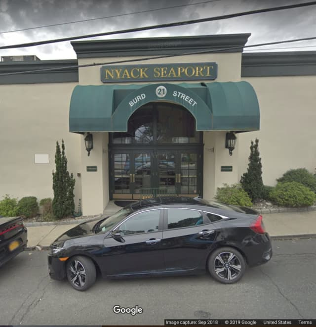 Nyack Seaport located at 21 Burd St. in the Village of Nyack.