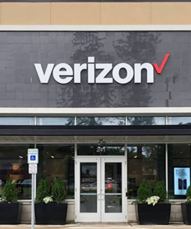 Verizon in Bedford Hills.