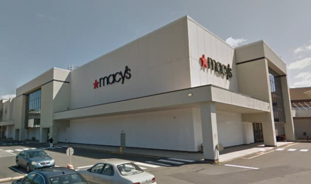 Three people were arrested for allegedly stealing more than 2K worth of good from Macy's at the Jefferson Valley Mall.