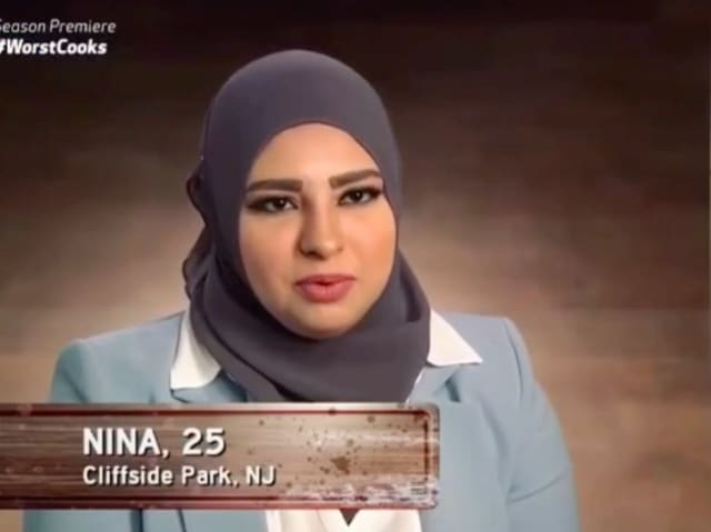 Nina Kharoufeh of Cliffside Park