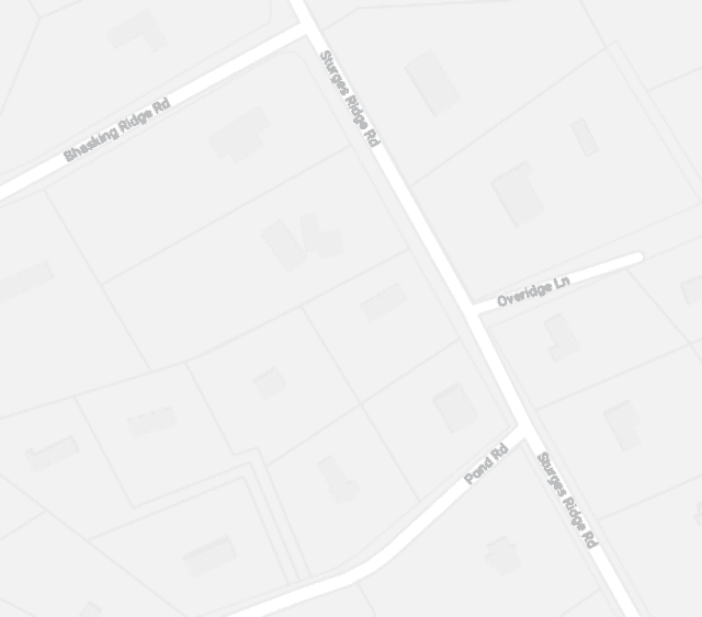 Sturges Ridge Road in Wilton