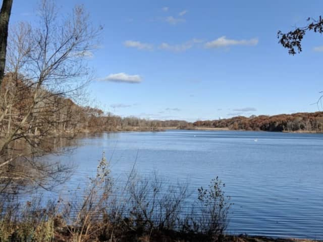 A stolen car was found underwater at Hempstead Lake State Park.