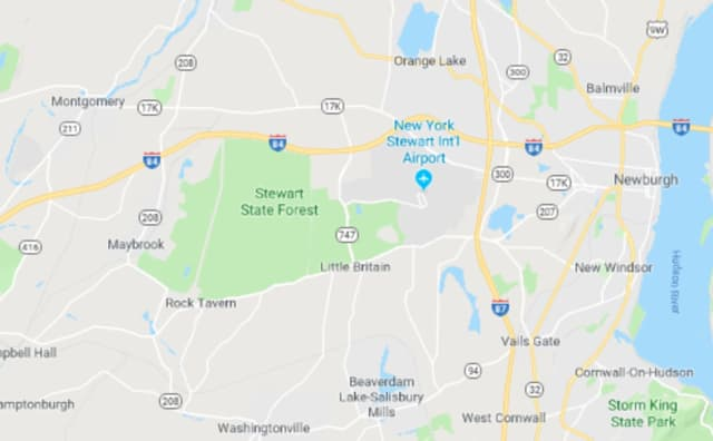 A single lane closure is scheduled for Interstate 84 westbound between Exit 5A (Route 747) and Exit 5 (Route 208) in the Orange County towns of Newburgh and Montgomery on Friday, Aug. 16 from 8 a.m. to 4 p.m., according to the NYSDOT.