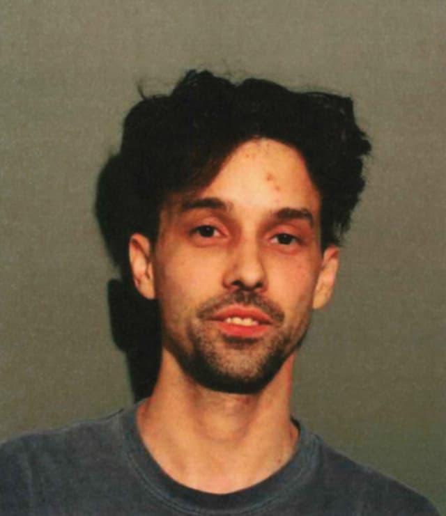 Christopher Parent, 31, of Westport