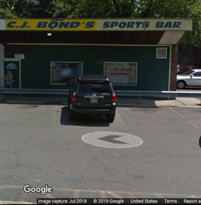 C.J. Bond's Sports Bar on Brentwood Road in Bay Shore.