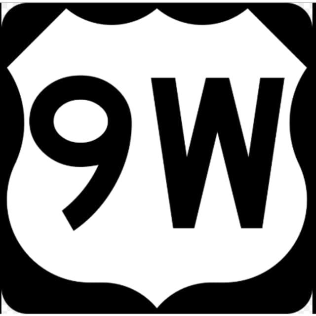 Route 9W