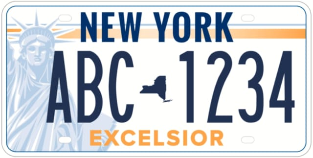 Some New Yorkers may not have to replace their license plates after all, as lawmakers change their course.