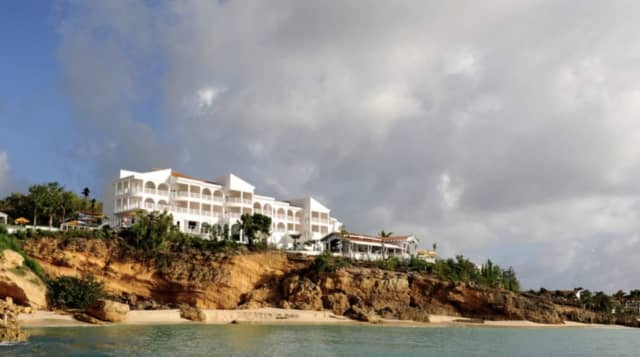 The resort where the death took place.