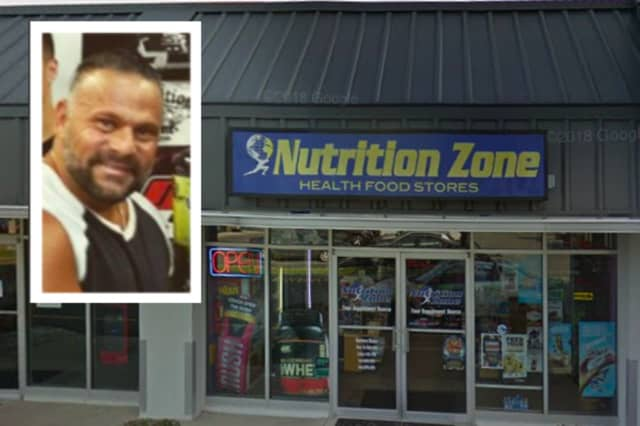 Nutrition Zone of Rockaway owner Ron Castellano was charged in the distribution of Catnip Cocktail at his store.