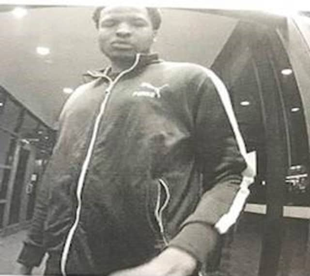 New York State Police are asking the public's help in locating this suspect.