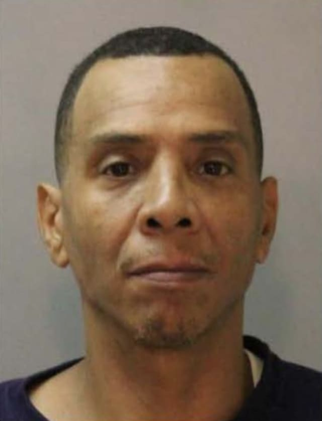 Alexander Saldana is wanted by New York State Police and the Orange County Court.