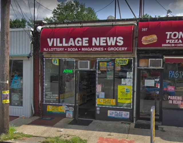 Village News on Piaget Avenue sold a winning Powerball ticket.