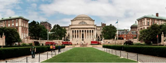 Columbia University's Morningside Heights campus