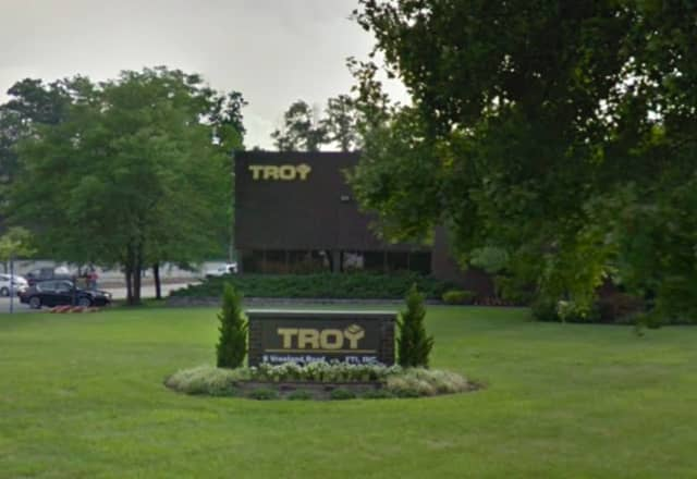 Troy Corporation is headquartered on Vreeland Road in Florham Park.