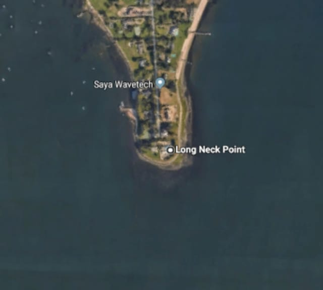 Long Neck Point in Darien
