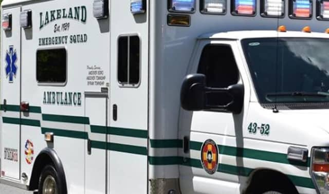 Police assisted with CPR until the Lakeland Emergency Squad arrived and took the boy to a local hospital, where he was pronounced dead, authorities said.