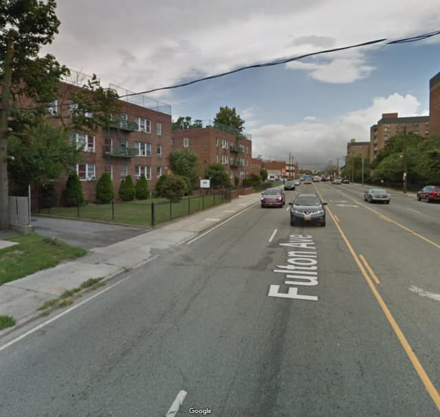 Two infants were left home alone and unattended at a Fulton Avenue residence.