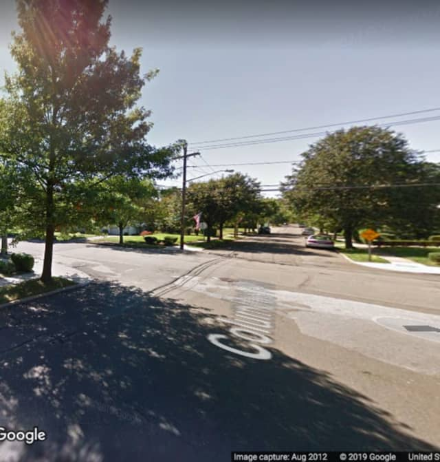 Columbus Avenue in Oceanside.