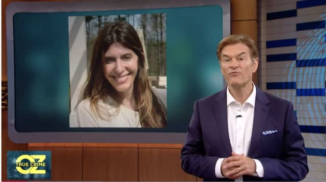 Dr. Oz discusses the missing person case of New Canaan mother Jennifer Farber Dulos.