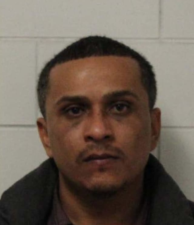 Eddy Gonzales-Garcia is wanted by police on Long Island.