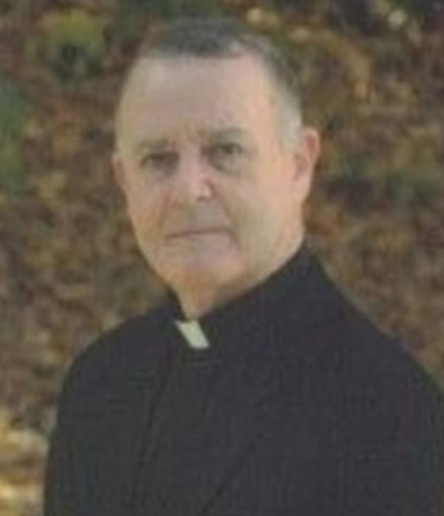 Msgr. Edward Barry