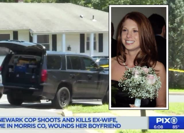 Christie Solaro Formisano allegedly was fatally shot by her estranged husband John Formisano, an off-duty Newark police lieutenant.