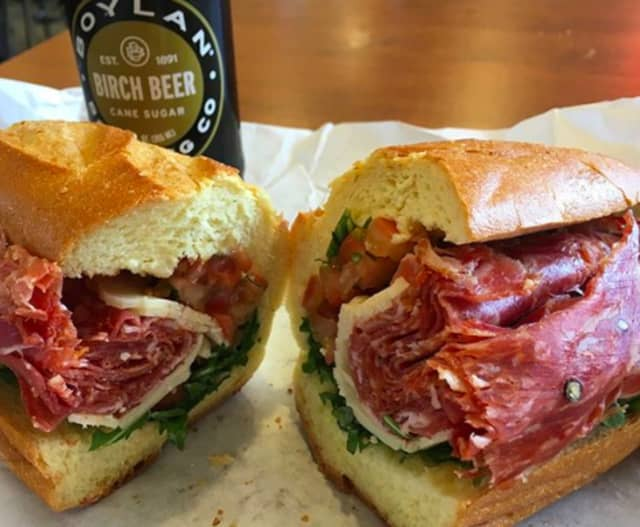 What's the best deli in North Jersey?