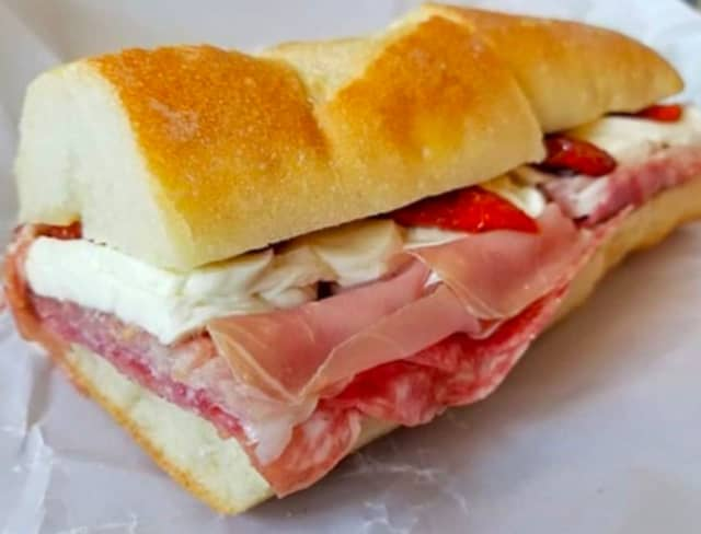 Andrea's Salumeria in Jersey City was named the best sandwich spot in New Jersey by BuzzFeed.