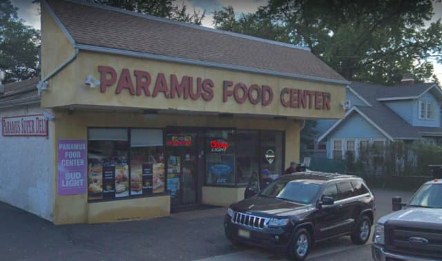 Paramus Food Center on Paramus Road.