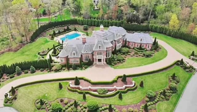 This sprawling Mahwah estate is one of the most expensive listings in Bergen County.