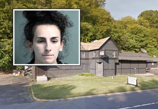 Jaqueline Lowe, 22, of Pompton Lakes, was drunk when she ran over a person multiple times outside of a Route 206 strip club, authorities said.