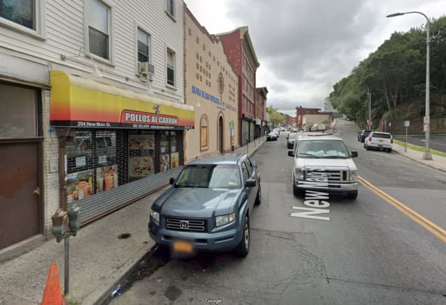 A man was beaten to death outside an eatery on New Main Street in Yonkers.