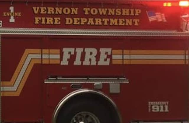 The Vernon Township Fire Department