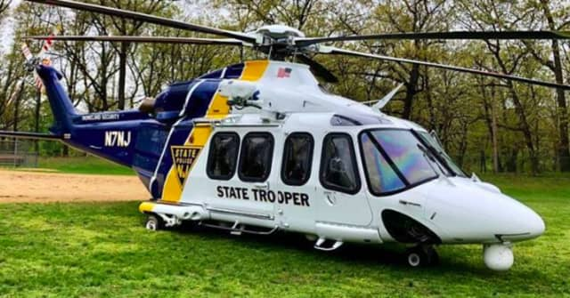 It took the help of multiple police agencies, K9 officers and even the state aviation unit to take three men into custody after they eluded police in a stolen vehicle and crashed Thursday afternoon, authorities said.