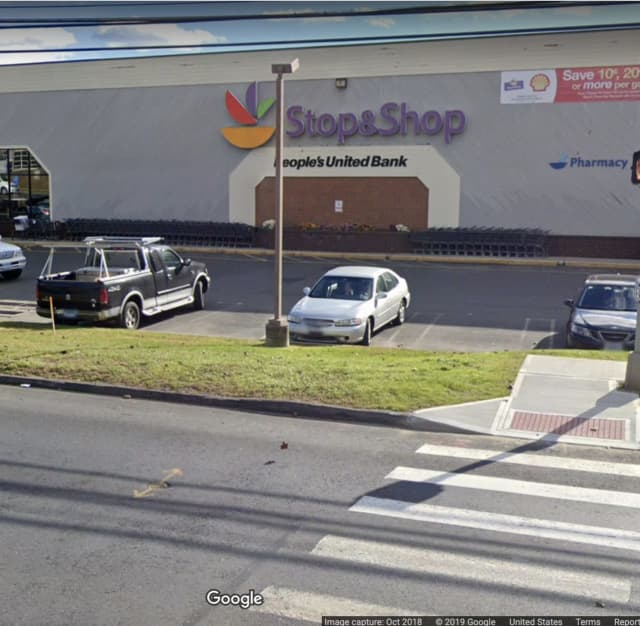 Stop & Shop on Lake Avenue Extension in Danbury.