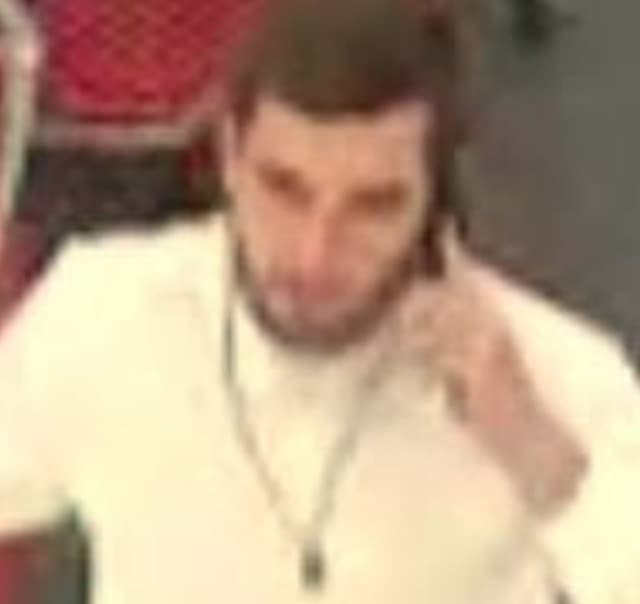 Police in Suffolk County are attempting to track down a man who stole hundreds of dollars worth of merchandise from a Long Island Target.