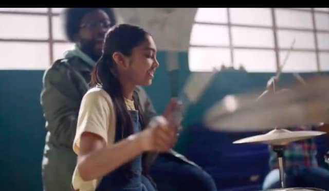 Sway Bhatia and Questlove in the new commercial for Citizens Bank.