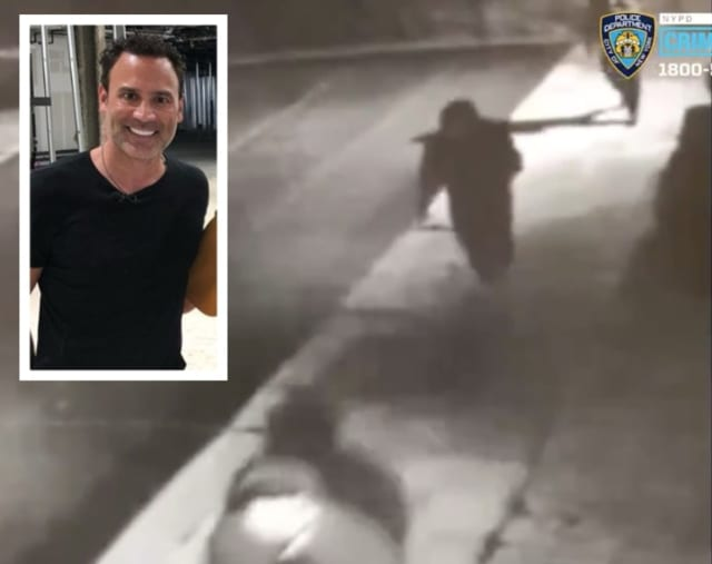 The NYPD Crime Stoppers released footage of the bandits who swiped handbags and jewelry from the Bronx home of American Dream mall CEO Don Ghermezian.