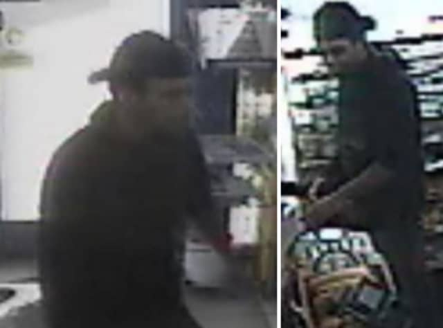 Police are on the lookout for a man suspected of using credit cards that were reported stolen out of a vehicle parked outside a home on W. 21st Street in Deer Park on Wednesday, Sept. 25 around 1:30 p.m.