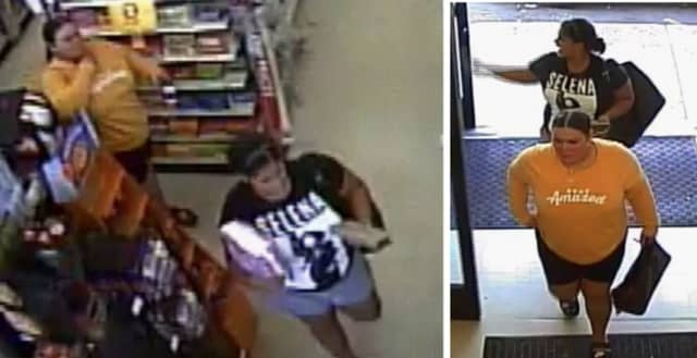 Police are on the lookout for two women accused of stealing merchandise from Family Dollar on Long Island.