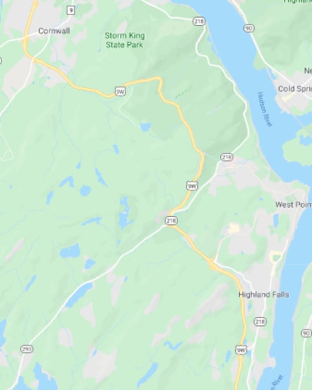 A road closure is scheduled for Route 218 northbound and southbound between Washington Road and Mountain House Lane in the Orange County towns of Cornwall and Highlands.